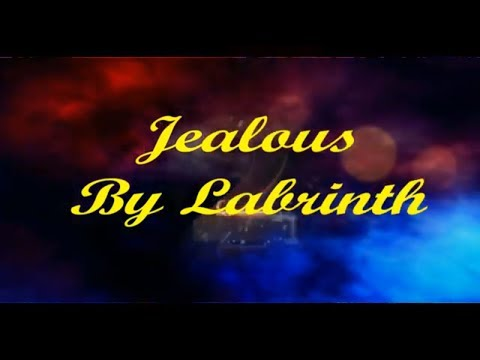 Labrinth- Jealous [Lyrics]