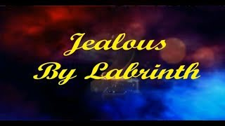 Labrinth- Jealous [Lyrics]