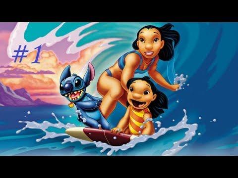 Disney's Lilo & Stitch Прохождение игры на PS1 # 1