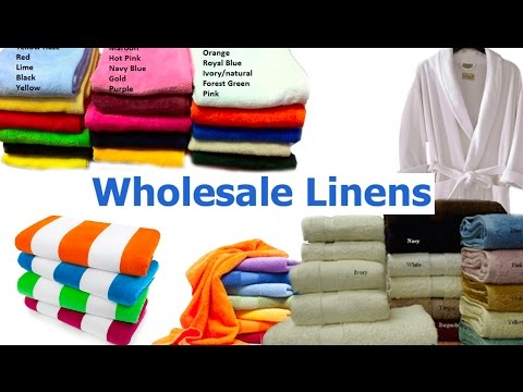 Wholesale Linens - United Textile Wholesale Linens & Towels