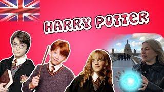 Vlog #3 Лондон. Места съемок Гарри Поттера. Розыгрыш подарков из Магазина «Хогвартс»