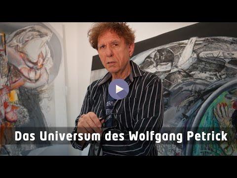 KUNSTLEBEN BERLIN: das Universum des Wolfgang Petrick