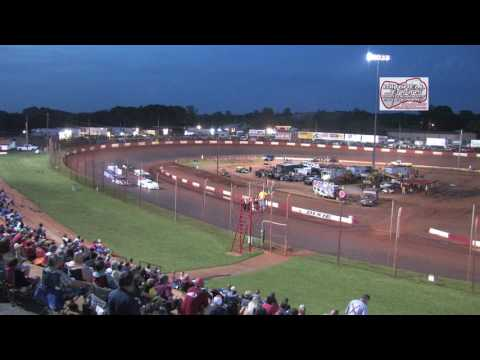 Dixie Speedway 6/3/17 Official Highlights!