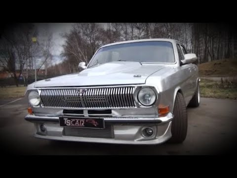 Волга 2410 2JZ-GTE