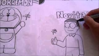 Mira y Motivate a Dibujar A NOVITA DE EL GATO COSMICO XDEIOS