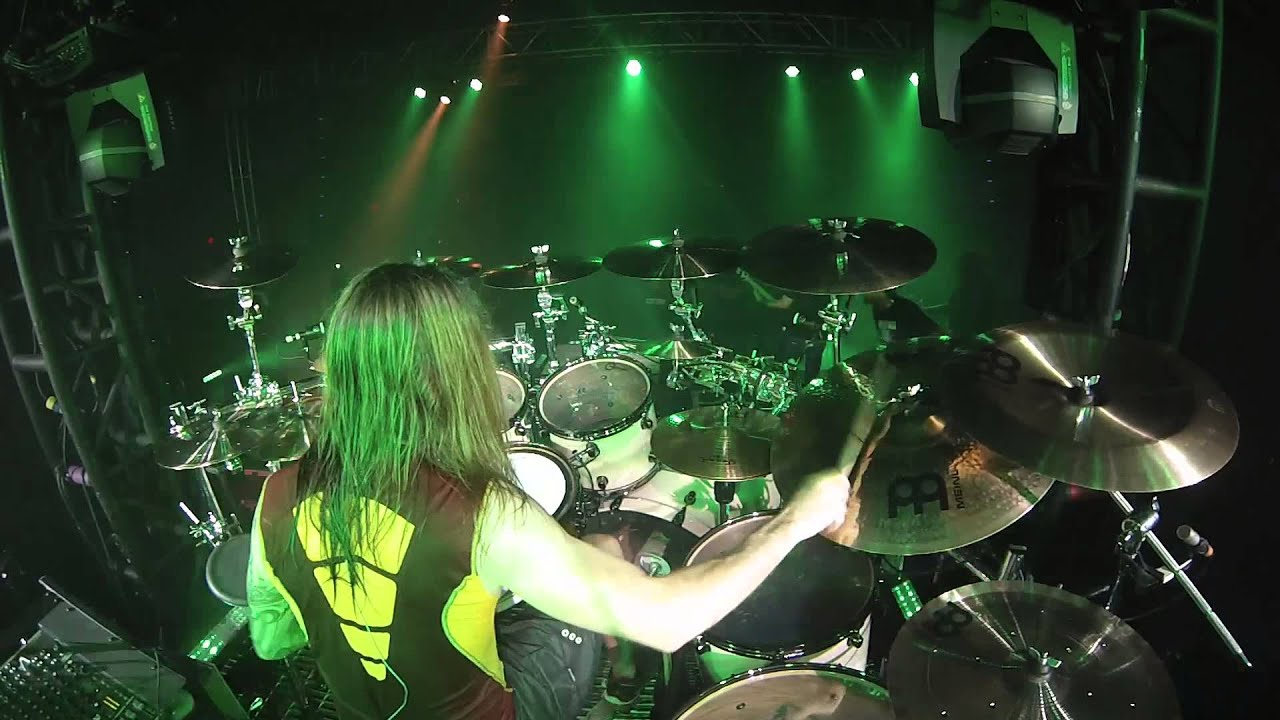 "Chris Adler Lamb of God ""Ruin"" Live - YouTube for Lamb Of God Live 2016  174mzq"