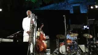 Hamiet Bluiett feat. Curtis Lundy & Lee Pearson @ Eddie Lang Jazz Festival 2010