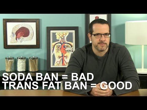 Trans Fats, Sugary Soda, and Effective Regulation