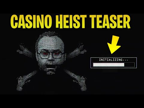 GTA Online OFFICIAL CASINO HEIST Teaser Trailer Released + More Hidden Clues (IT'S HAPPENING)