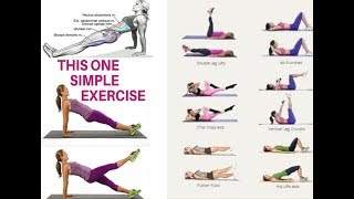 Easy Weight loss exercises at Home for Women
