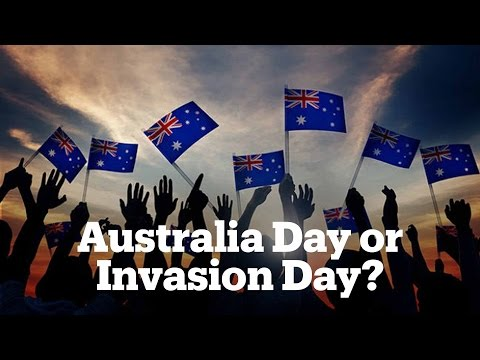 Australia Day or Invasion Day?