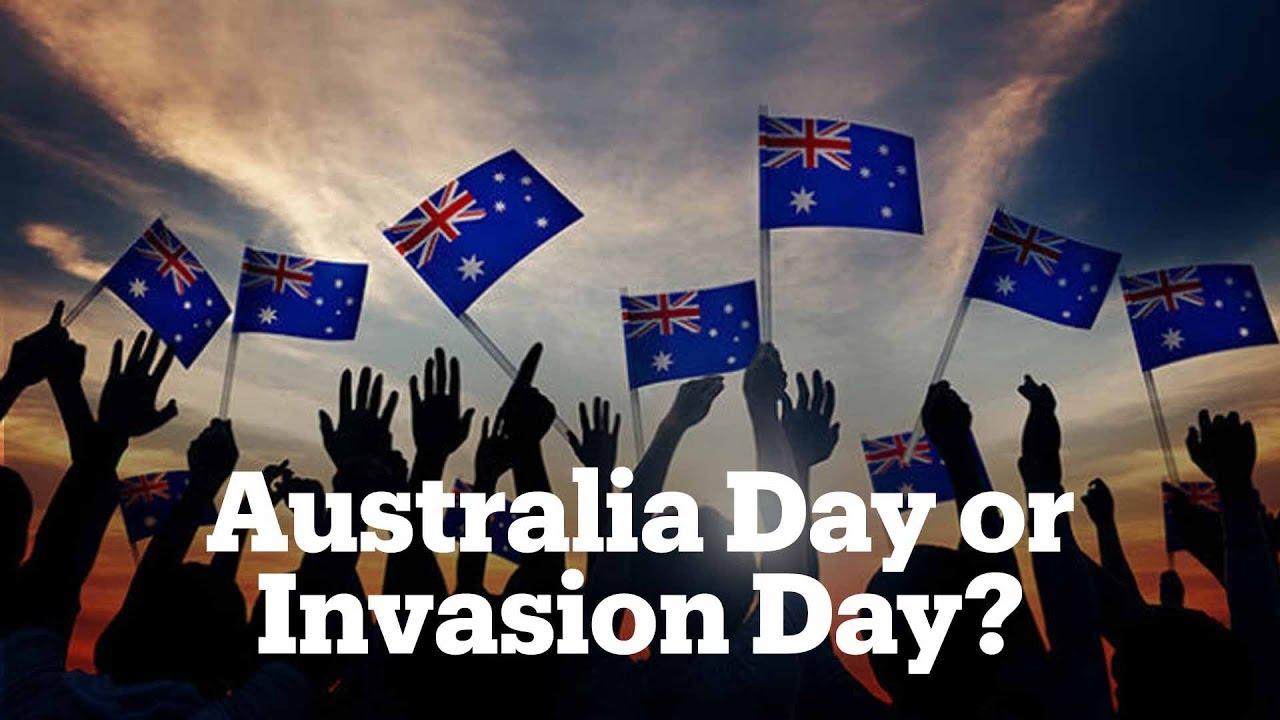 Australia Day or Invasion Day? - YouTube