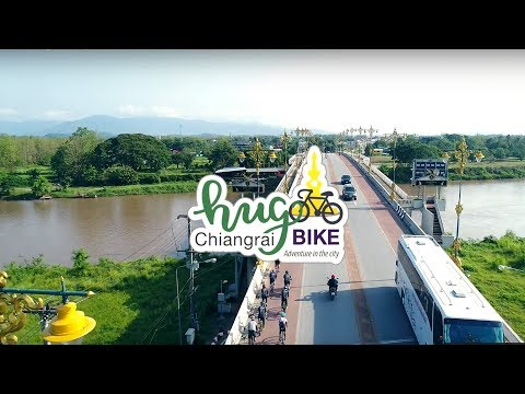 Hug Chiangrai Bike Adventure in The City