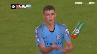 Phil Foden vs Bayern (Neutral) 2018 International Champions Cup