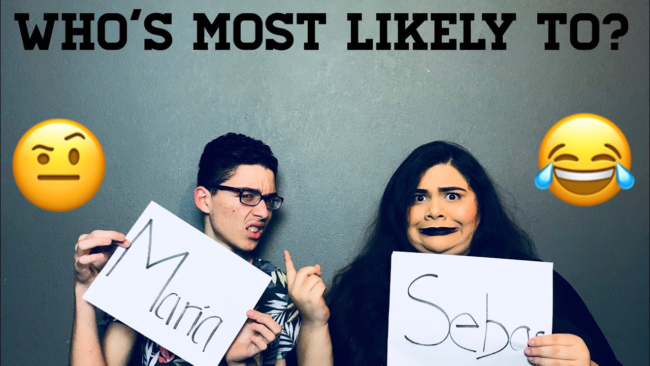 WHO'S MOST LIKELY TO FT MARIA!!! YOBOYSEBAS - 989b TV