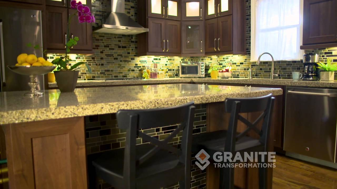 Charmant Granite Transformations Kitchen/Bathroom Commercial :30   YouTube