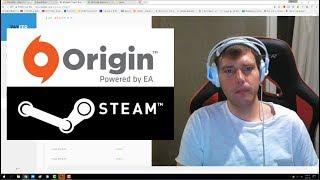 Быстрый заработок. Как заработать денег в Steam на игры бесплатно! без вложений!! 2017