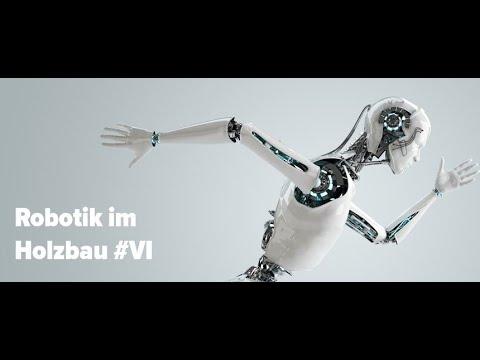 Webinar VI Robotik im Holzbau Prof. Dr. Arash Adel und Andreas Lerge