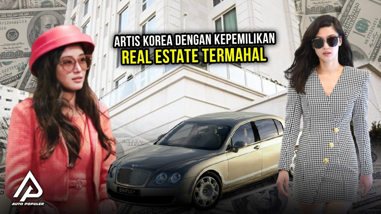 Mendapat Julukan Ratu Iklan, Ternyata Segini Koleksi Dan Harta Yang Dimiliki Jun Ji Hyun