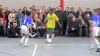 مهارات كرة قدم خماسى