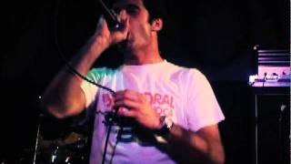 Grog - Cannibalistic devourment/blood in my face Live 10.4.2005
