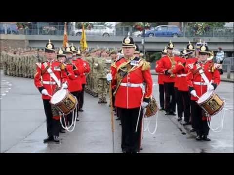 The Farmer's Boy/Soldiers of the Queen - Quick March of the Princess of Wales's Royal Regiment