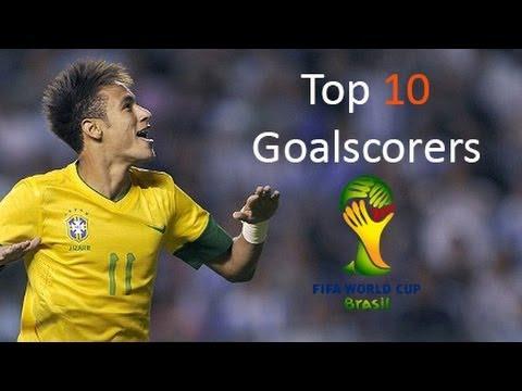 world cup top goal scorers