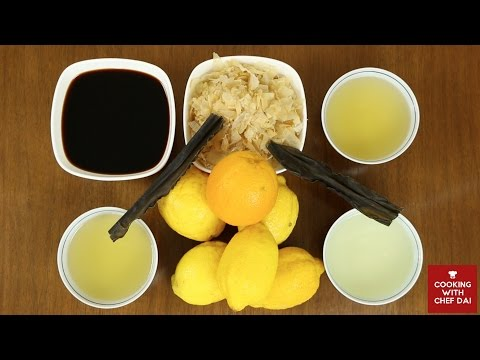 PONZU Sauce Recipe - Simple, Authentic And Traditional - Cooking With Chef Dai
