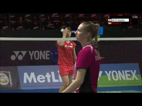 Download Yonex Denmark Open 2016 | Badminton Day 2 - Court 2 (Part 1)