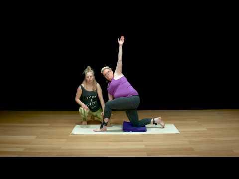 Yoga för större kroppar