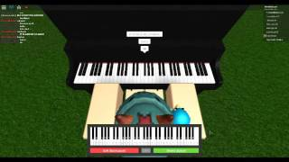 Roblox | Tutorial pianoforte | Come giocare Gravity Falls | Disco rigido