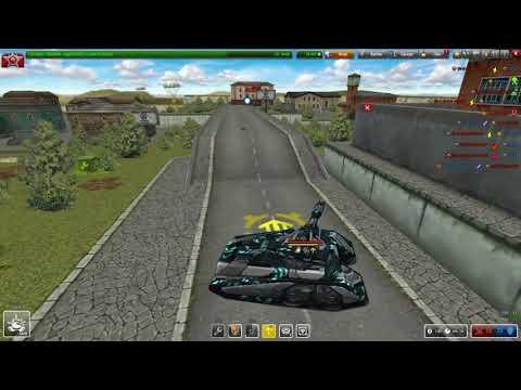 Tanki Online Gameplay #60 - Mammoth Shaft M3/M4
