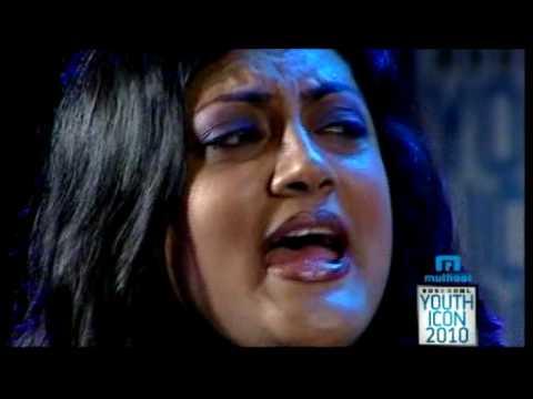 Download Mathangi singing Jhoom le jhoom zara (Ghajini) Unplugged