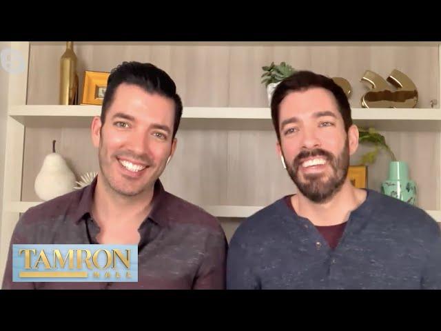 """The Property Brothers on """"Celebrity IOU,"""" Jonathan Dating Zooey Deschanel & New Music"""
