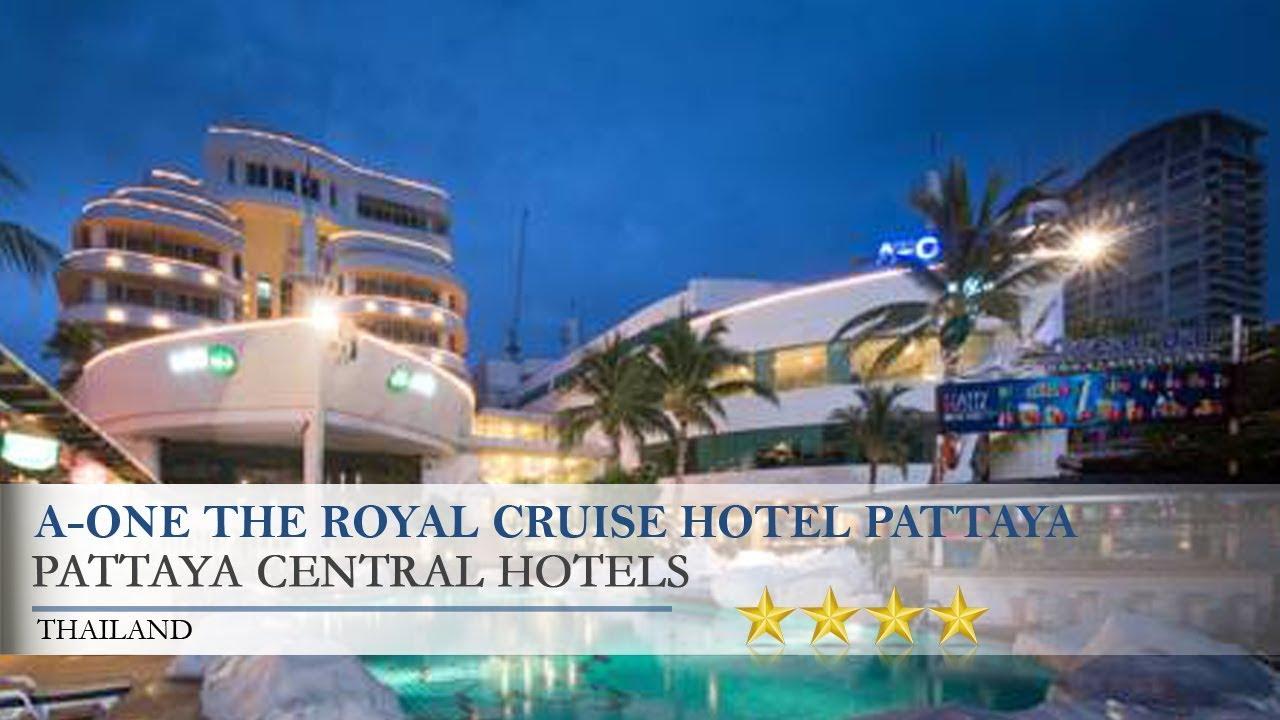 A One The Royal Cruise Hotel Pattaya