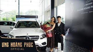 Ưng Hoàng Phúc quyết tâm đổi xe mới để bà xã Kim Cương ngồi cho thoải mái ❤️