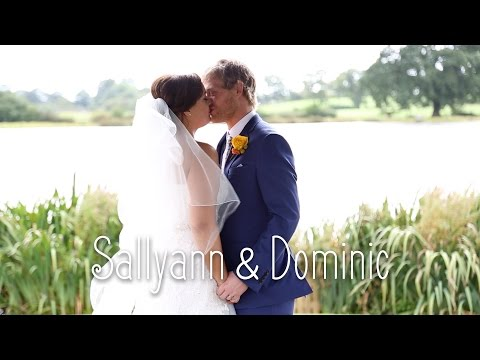 Sallyann & Dominic: Sandhole Oak Barn Wedding
