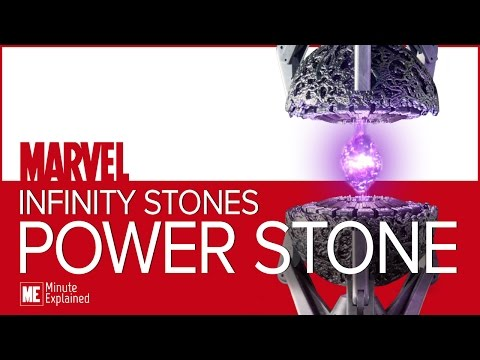 The INFINITY STONES: Part 5 | The Power Stone (MCU)