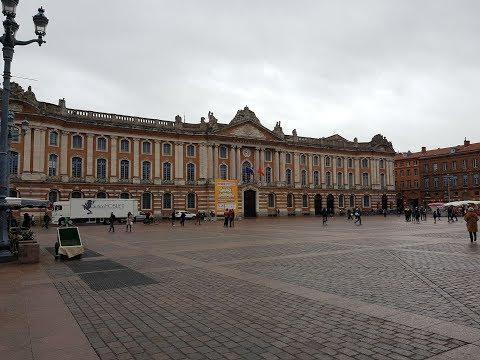 Un Día En Toulouse Francia Qué Ver Y Qué Hacer Youtube
