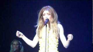 Nicola Roberts performing 'Lucky Day'