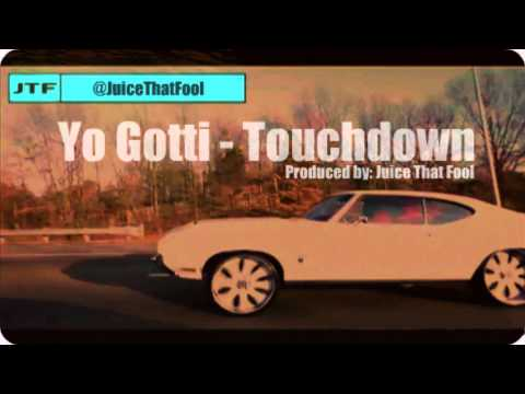 Yo Gotti - Touchdown Instrumental [Juice That Fool Remake]