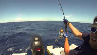 World Record Huge Black Marlin vs Stella 20000 SW in Madagascar - Marcel Cabrera Salvat