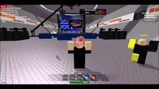 WWE Roblox smackdown,Episode 1,Part 2