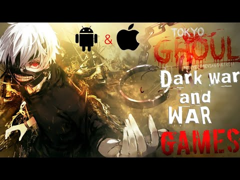 ¦¦TOKYO GHOUL Games¦¦ How To Download And Login,Play Games For Android And IOS