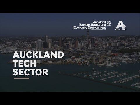 Auckland's Technology Sector