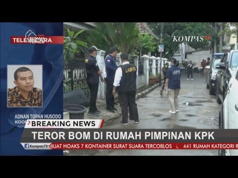 Dugaan Teror Bom Molotov di Rumah Pimpinan KPK - BREAKINGNEWS Mp3
