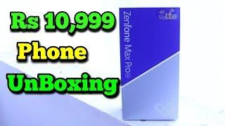 Asus Zenfone Max Pro M1 | Unboxing & Review Sharma G Style max pro m1 retail unit black