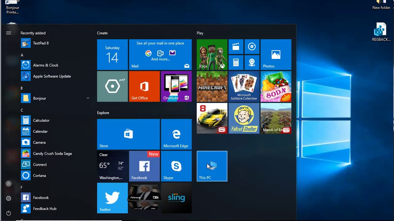 Fix error code 0x800705b4 when starting Windows Defender