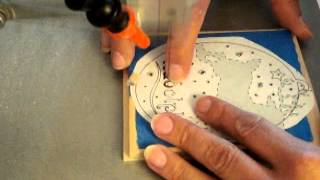 Reindeer Games Scroll Sawn Ornaments Part 2