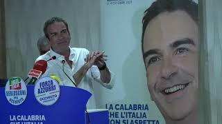 Forza Italia - Elezioni regionali in Calabria (09.09.21)